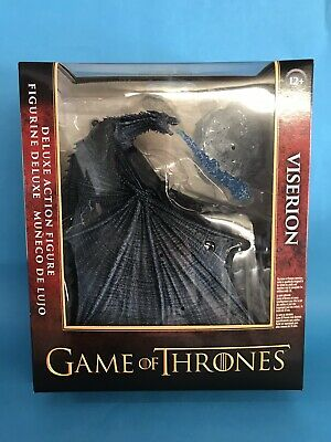 Game Of Thrones Viserion Ice Dragon Action Figure McFarlane Toys