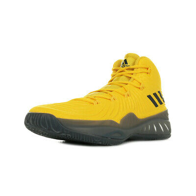 new products 04127 62b3a Chaussures adidas Performance homme Crazy Explosive 2017 Basketball taille  Jaune