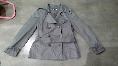 4f09a1d6a64347 TRENCH IMPERMÉABLE Patrice Breal Comme neuf Taille 40