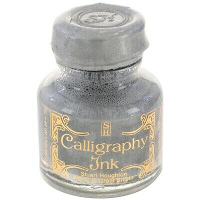 Manuscript Calligraphy Ink 30ml 6/pkg-silver