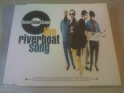 Ocean Colour Scene - The Riverboat Song - 1996 Uk Cd Single