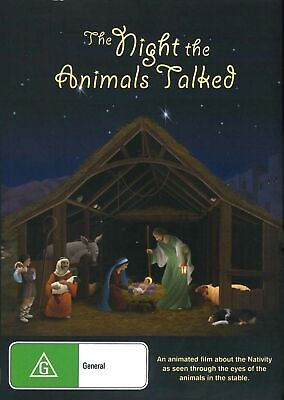 The Night The Animals Talked - New - All Region Dvd