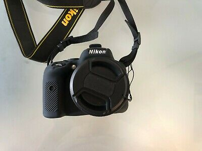Nikon D D5300 24.2MP Digital SLR Camera - Black (Kit w/ AF-S DX VR II 18-55mm...