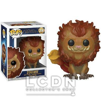Fantastic Beasts 2 POP! Movies Zouwu Vinyl Figure 10cm n°28 FUNKO
