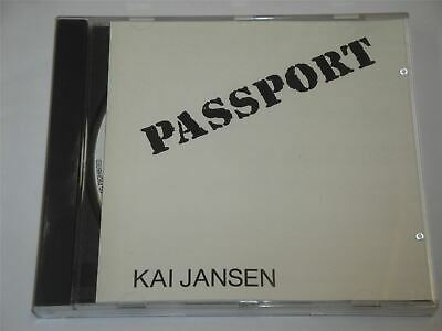 Kai Jansen - Passport - KMJCD02 CD Album