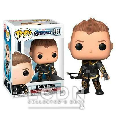 Avengers Endgame POP! Movies Hawkeye Vinyl Figure 10cm n°457 FUNKO