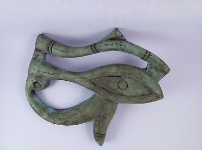RARE ANCIENT EGYPTIAN ANTIQUE EYE of HORUS 1500-1200 BC