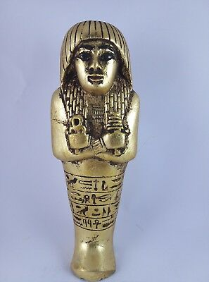 RARE ANCIENT EGYPTIAN ANTIQUE USHABTI SHABTI Statue 1414-1310 BC