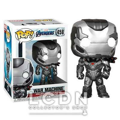 Avengers Endgame POP! Movies War Machine Vinyl Figure 10cm n°458 FUNKO
