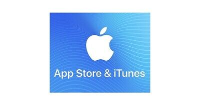 Apple iTunes and App Store $25.00 Gift Card