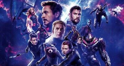 Buy 2 Avengers Endgame Tickets Get One Free! OPENING NIGHT - PERFECT SEATS - NYC