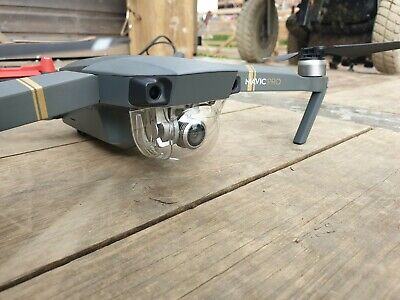DJI Mavic Pro Folding Drone 4k Stabilized Camera ZX