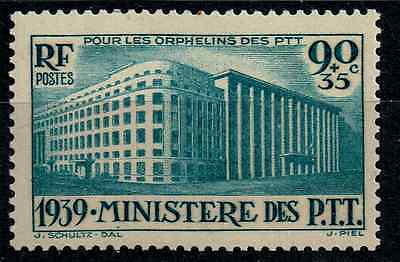 TIMBRE FRANCE 1939 n°424 NEUF** COTE 50€
