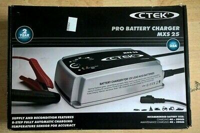 CTEK MXS 25 12V/25A  Pro Battery Charger