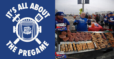 Green Bay Packers vs New York Giants Pre Game Tailgate 12/1/19 9am