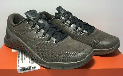982d8af4d72be Nike Mens Sz 7.5 Metcon 4 Viking Quest Training Ridgerock Grey Shoes AJ9276  200