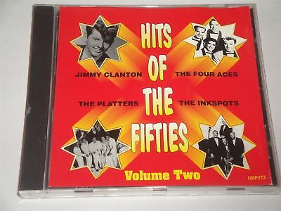The Greatest Hits Of The Fifties Volume Two - GRF273 CD Album