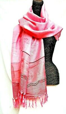 Women's Fashion Pashmina Shawl Wrap Scarf - Various Designs - New and Sealed