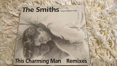 The Smiths This Charming Man Remixes Sire 1990 USA Release  8 Tracks