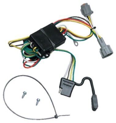 TRAILER WIRING HARNESS For Nissan Frontier 1998 1999 2000 ... on nissan brakes, nissan truck wiring harness, nissan roof rack, nissan back up camera harness, nissan wiring diagrams, nissan alternator wiring, nissan floor mats, nissan engine wiring harness,