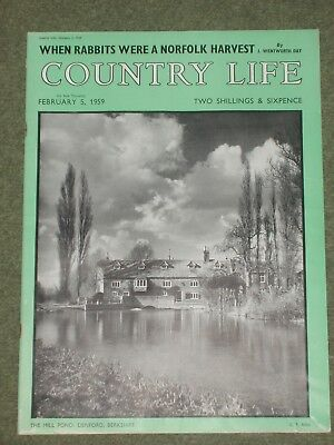 Country Life Magazine ideal Birthday Xmas Present Dated for the day