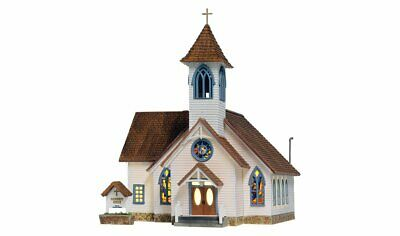 Woodland Scenics BR5041 Community Church - HO Scale