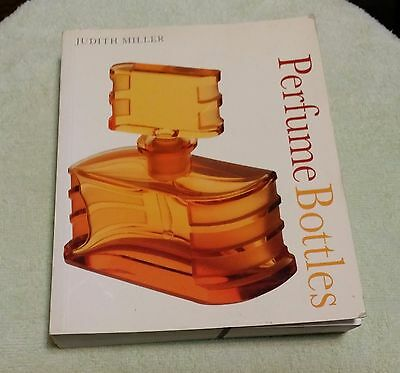 Perfume Bottles by Judith Miller  A collector reference guide book Hobby Vintage
