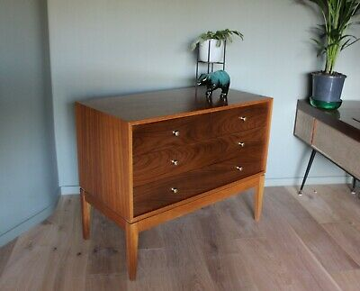 1960's Uniflex Chest of Drawers by Peter Hayward - RARE AND BEAUTIFUL