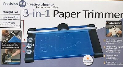 Creative Rotary Paper Trimmer A4 - ART300