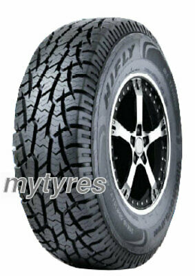 4x TYRES HI FLY Vigorous AT601 265/70 R16 112T M+S BSW