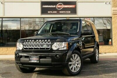 2013 Land Rover LR4  1 owner free shipping warranty luxury 4x4 suv cheap clean finance v8