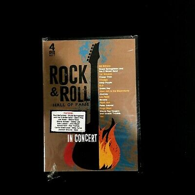 Rock & Roll Hall Of Fame: In Concert - 2010-2017 DVD