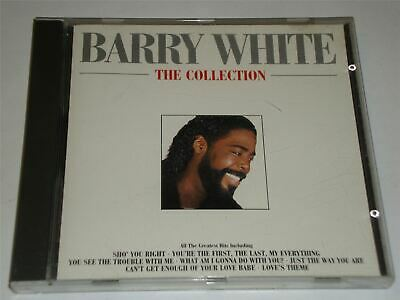Barry White - The Collection [Universal] (2001) Greatest Hits - Very Best Of