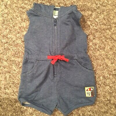 NWOT Jack&Milly Hooded Jumpsuit - Size 0