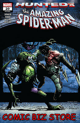 Amazing Spider-Man #20 (2019) 1St Printing Bagged & Boarded Hunted Marvel