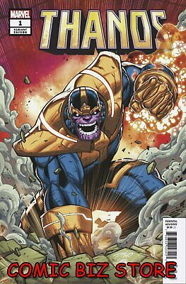 Thanos #1 (Of 6) (2019) 1St Printing Ron Lim Variant Cover Marvel Comics ($4.99)