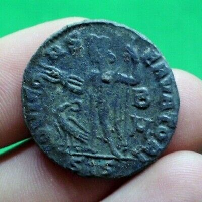 Ancient Roman Imperial Maximianus Follis - Superb Roman Coin