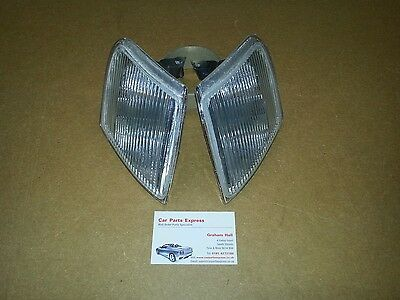Ford Escort RS Cosworth Front side position lamps Side Lights NEW XR3i RS2000