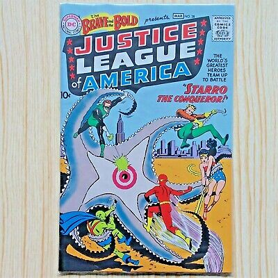Justice League BRAVE and the BOLD #28 1st Appearance Loot Crate REPRINT
