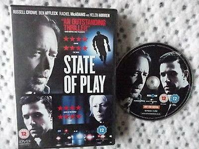 State Of Play (DVD, 2009)