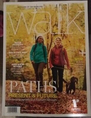 Walk Ramblers Magazine Autumn 2018