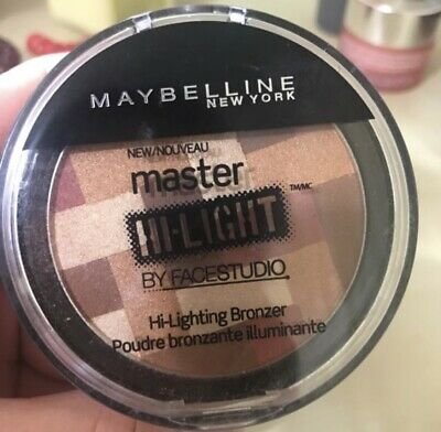 MAYBELLINE Master Hilight (deep Bronze)