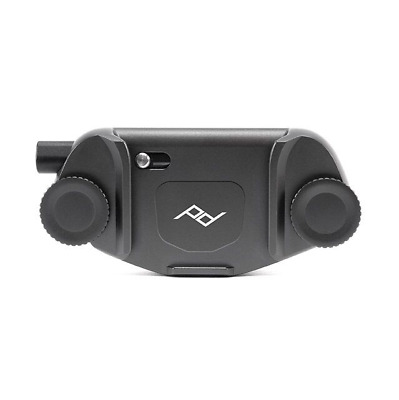 Peak Design Capture V3 Camera Clip - No Plate - Black - CC-BK-3