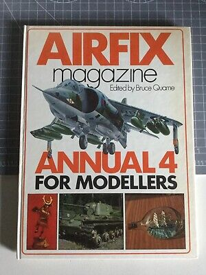 1974 Airfix Magazine Annual 4 For Modellers