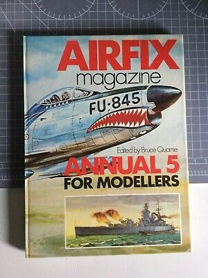 1975 Airfix Magazine Annual 5 For Modellers