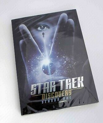 Star Trek Discovery Season 1 Blu Ray immaculate condition