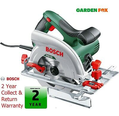savers choice Bosch PKS55 - Circular Saw - 1200W 0603500070 3165140477703 D