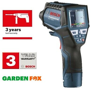 savers Bosch GIS 1000 C PRO Thermal Detector &Imager 0601083370 3165140798648 D2