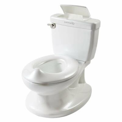 Summer Infant My Size Potty - Training Toilet for Toddler - with Flushing Sounds