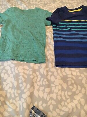 Cat & Jack Toddler Boy T-shirts, Size 2T, Lot Of 2